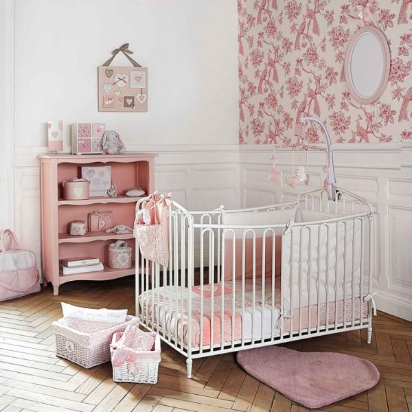 Inspiration chambre bébé vintage - Idées de tricot gratuit