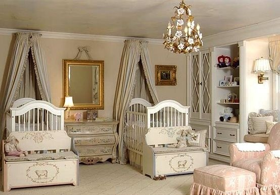 Décoration Chambre Bébé Jumeaux