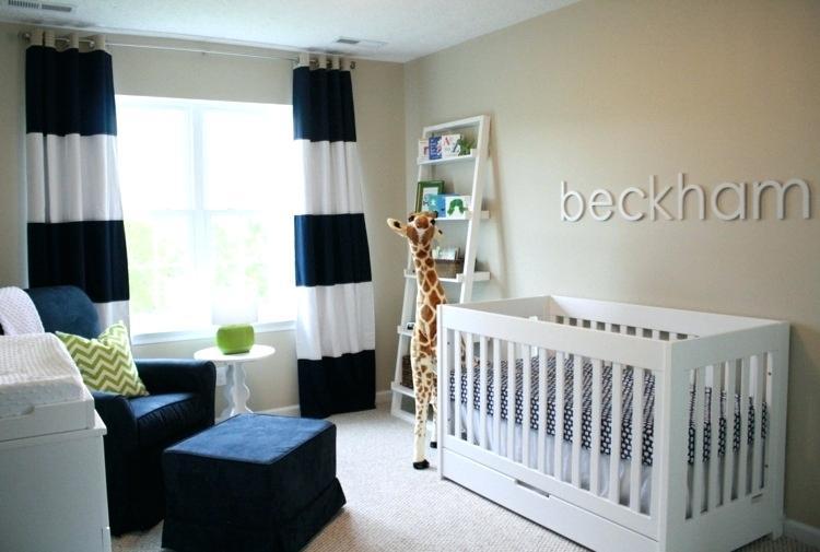 Chambre bébé moderne garçon - Idées de tricot gratuit
