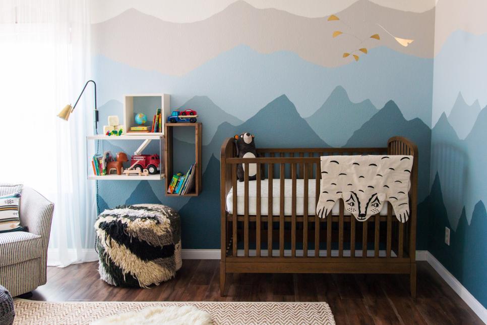 Decoration Montagne Chambre Bebe Idees De Tricot Gratuit