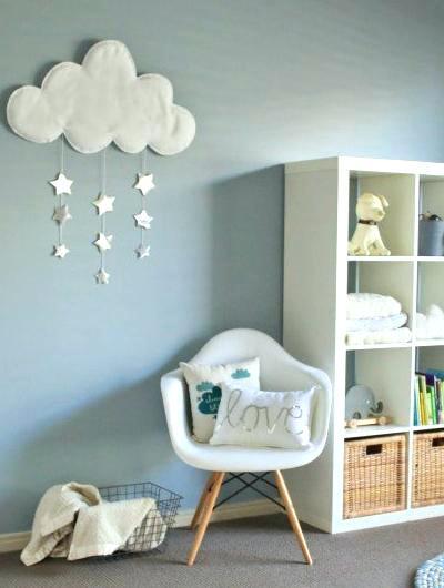 deco chambre bebe nuage et etoile id es de tricot gratuit. Black Bedroom Furniture Sets. Home Design Ideas