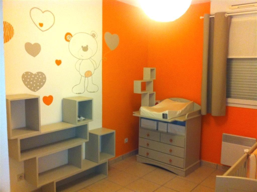Chambre de bebe orange - Idées de tricot gratuit