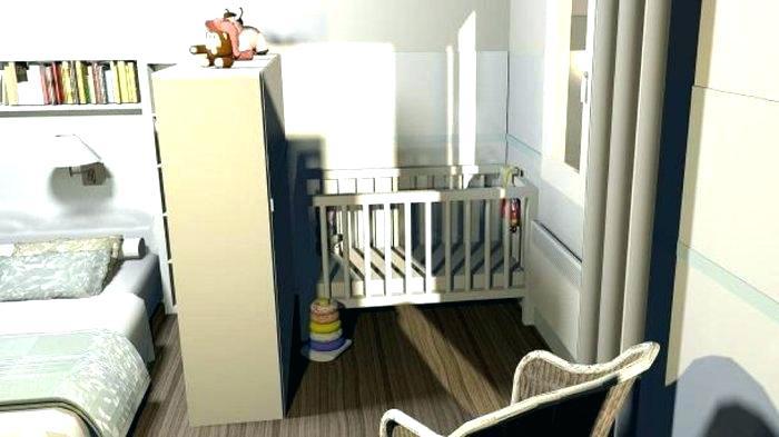 Amenagement Chambre Bebe Petit Espace