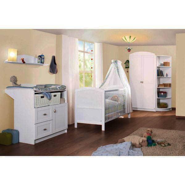 Chambre complete bebe bois massif - Idées de tricot gratuit