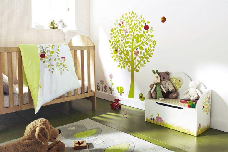 Chambre bebe vert pomme - Idées de tricot gratuit