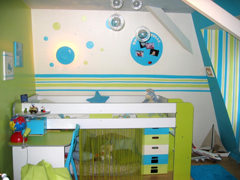 Peinture chambre bébé vert - Idées de tricot gratuit