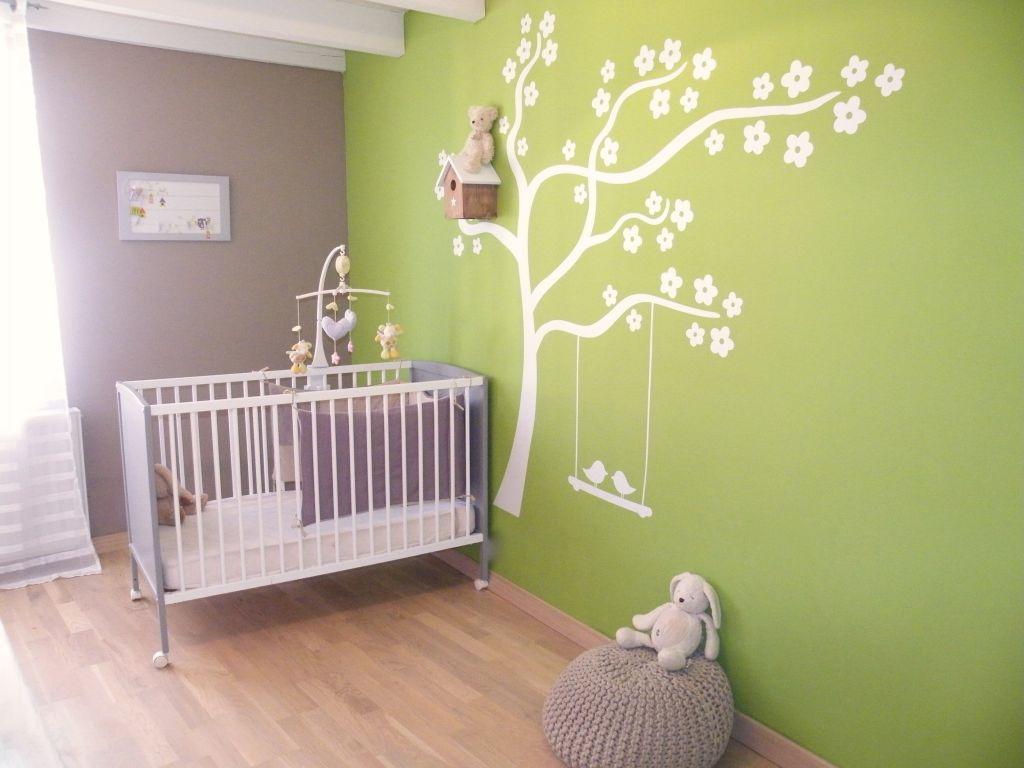 chambre bebe vert bleu gris - idées de tricot gratuit