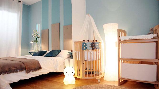 Amenagement chambre parent et bebe - Idées de tricot gratuit