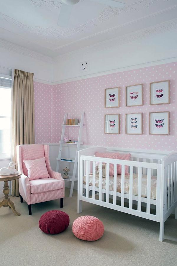 Deco pour chambre de bebe fille
