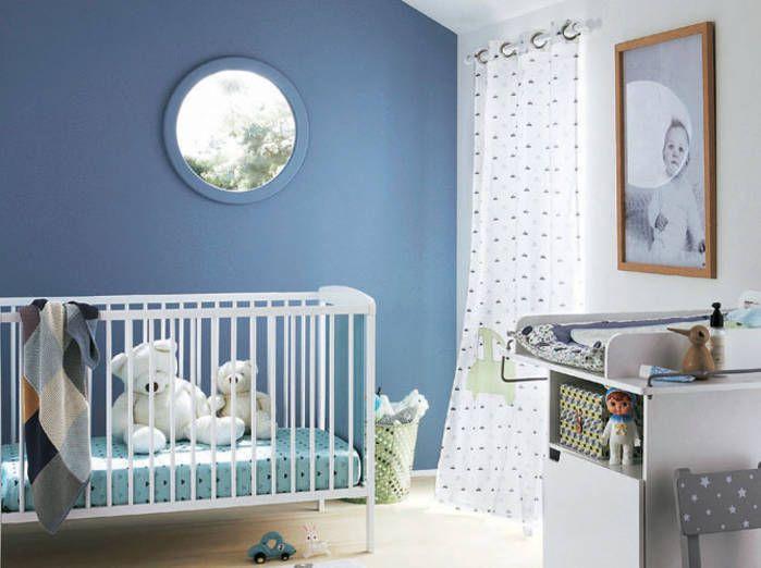 Exemple décoration chambre bébé garçon