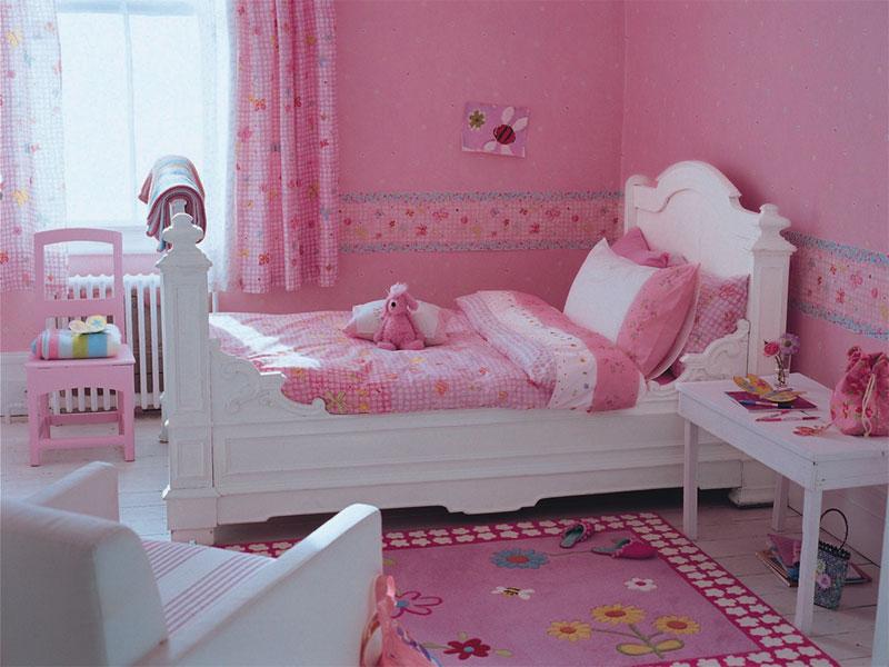 Chambre pour bebe et petite fille - Idées de tricot gratuit