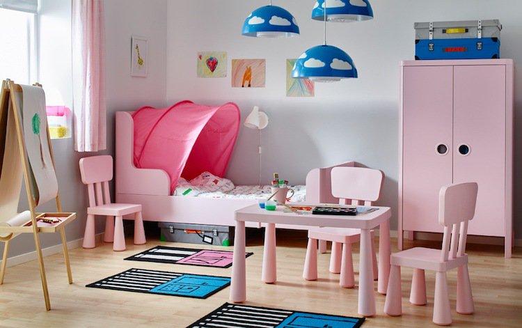 Chambre a coucher pour petite fille ikea id es de tricot - Chambre a coucher pour fille ...