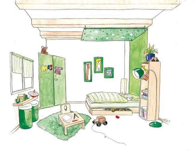 Deco chambre bebe feng shui - Idées de tricot gratuit