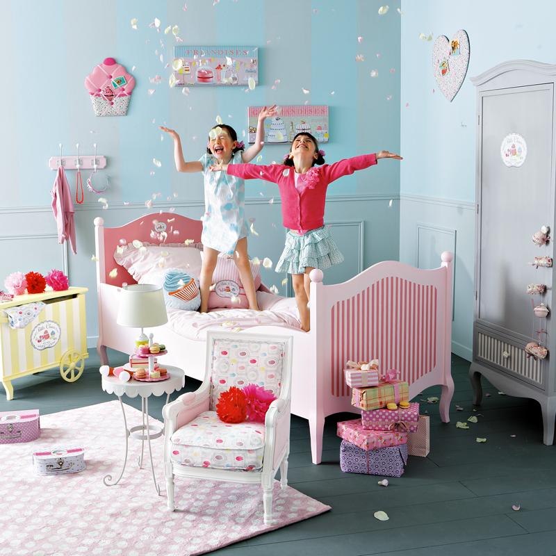 Idee deco chambre bebe fille maison du monde - Idées de tricot gratuit