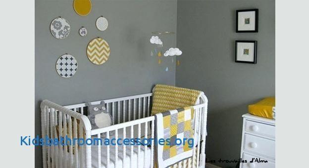 Chambre jaune et gris bébé - Idées de tricot gratuit