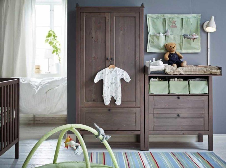 Chambre nael autour de bebe