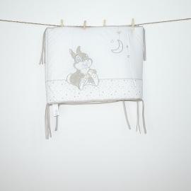 Tour de lit b b disney panpan id es de tricot gratuit - Tour de lit princesse disney ...