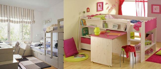 Chambre bebe fille petit espace id es de tricot gratuit - Chambre petit espace ...