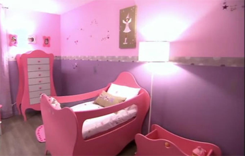 Idee De Peinture Pour Chambre Bebe Fille