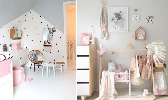 Merveilleux Rideau Chambre Bébé Scandinave