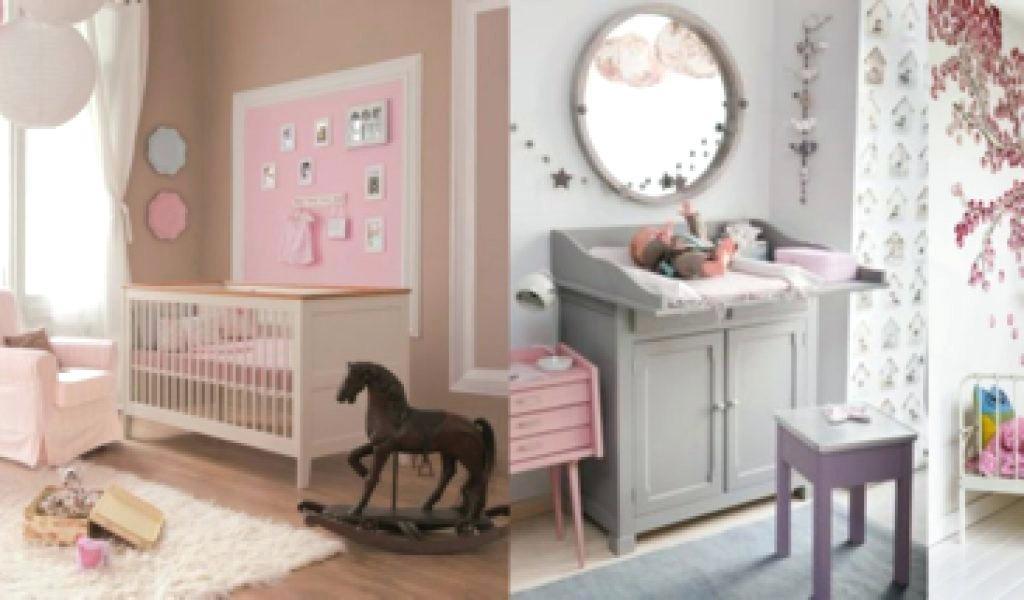 Decoration chambre bebe rose et taupe - Idées de tricot gratuit