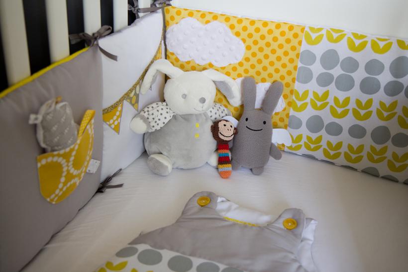 Tapis chambre bebe jaune et gris - Idées de tricot gratuit