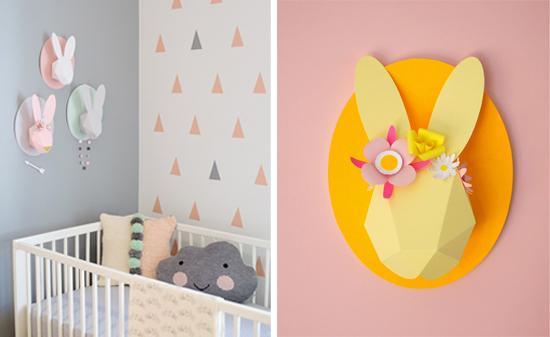 Décoration chambre bébé originale - Idées de tricot gratuit