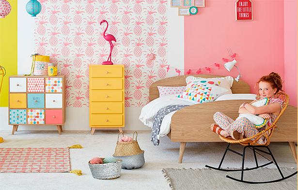 Rideau chambre bébé fille maison du monde - Idées de tricot gratuit