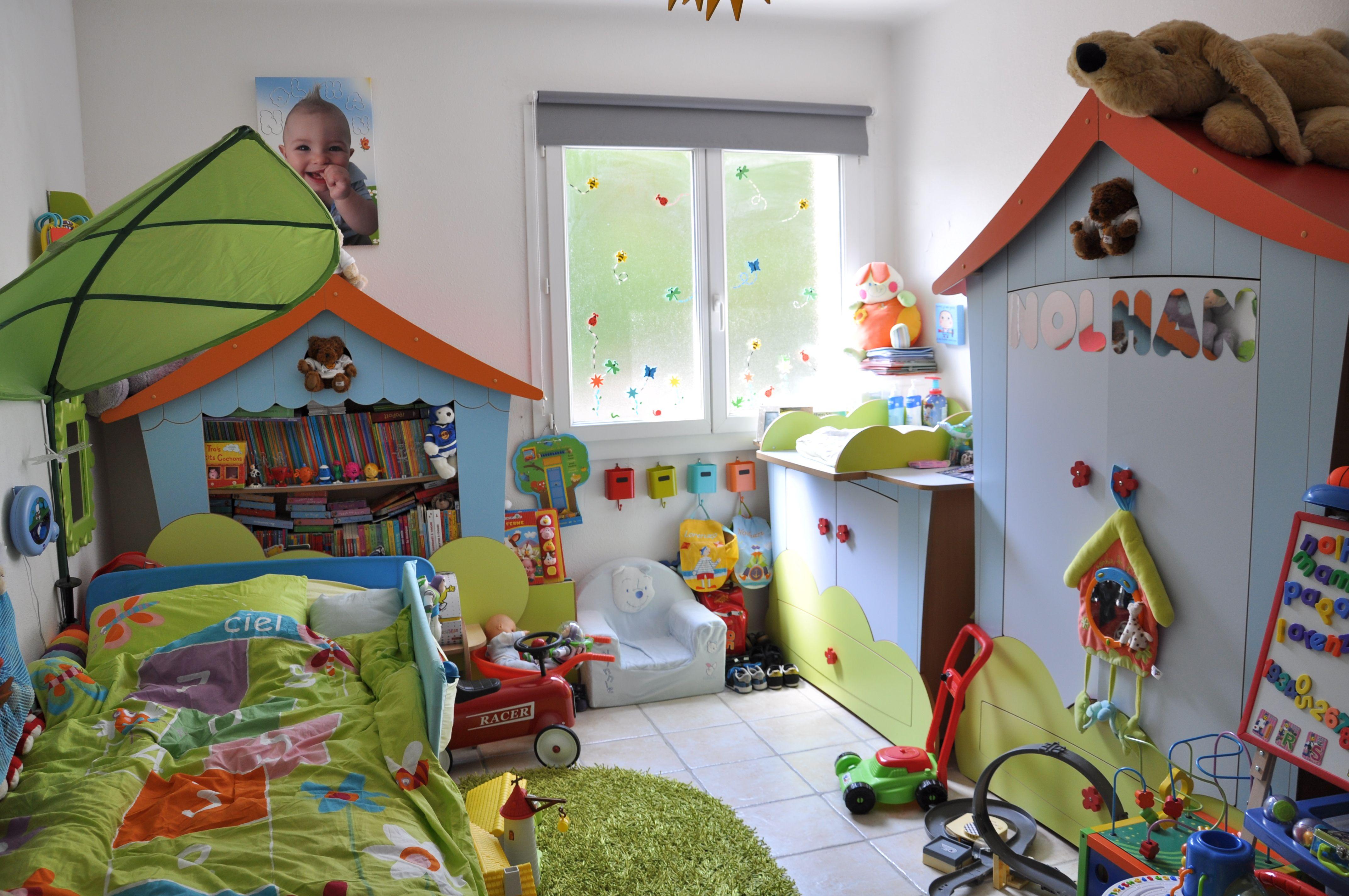 Idée déco chambre bébé 2 ans - Idées de tricot gratuit