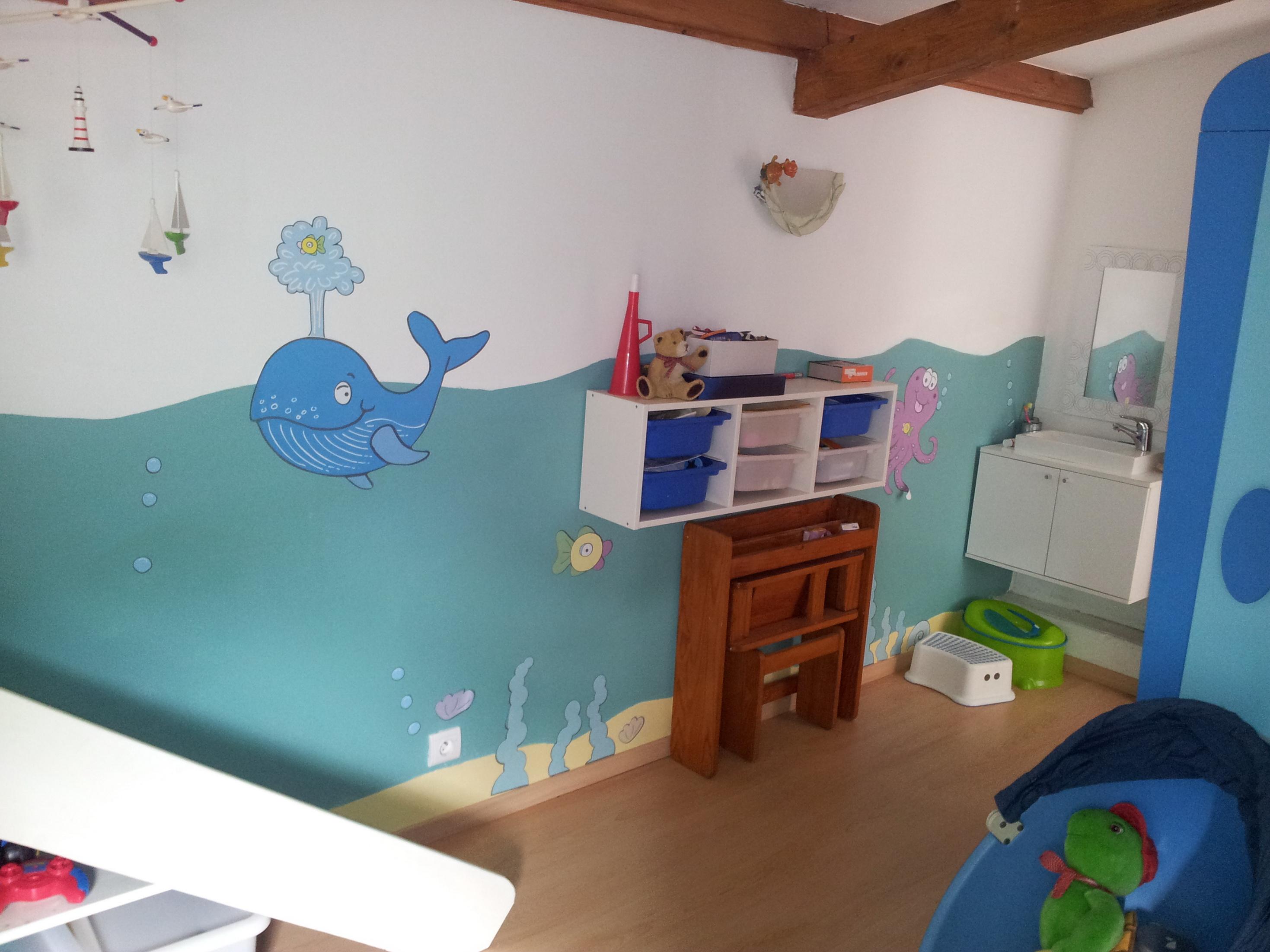 Chambre bebe deco marin - Idées de tricot gratuit