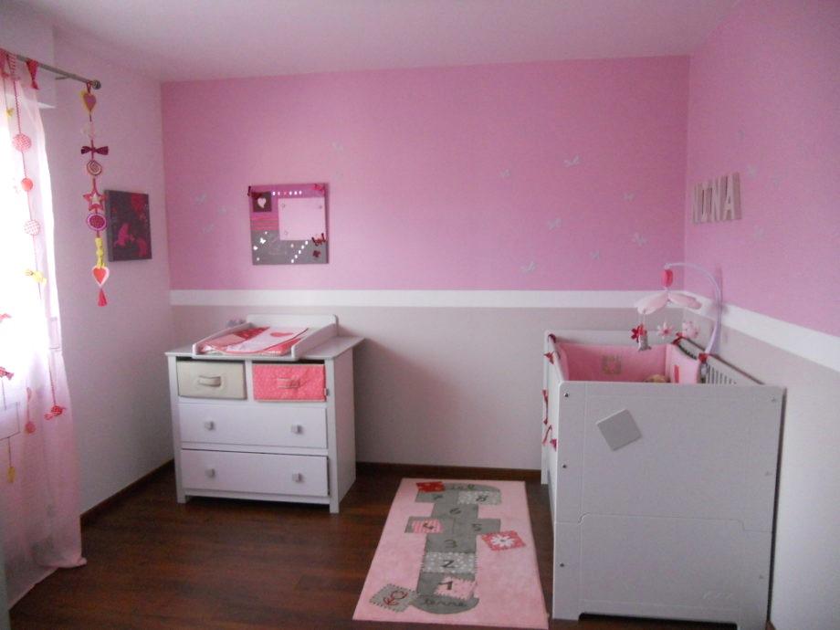 Chambre bébé couleur fille - Idées de tricot gratuit
