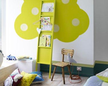 Refaire peinture chambre bebe