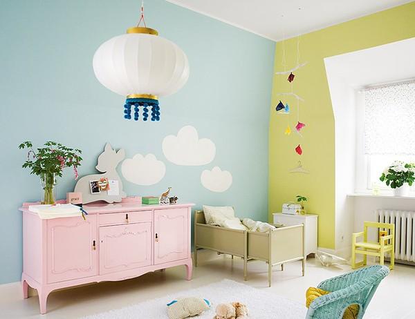 Comment aménager la chambre de bébé feng shui