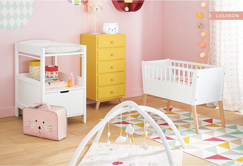 Mobile lit bébé maison du monde