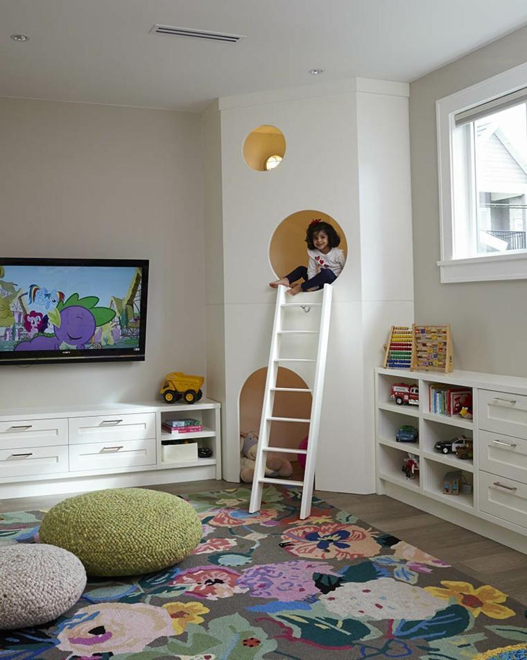 Jeux d\'aménagement de chambre de bébé - Idées de tricot gratuit