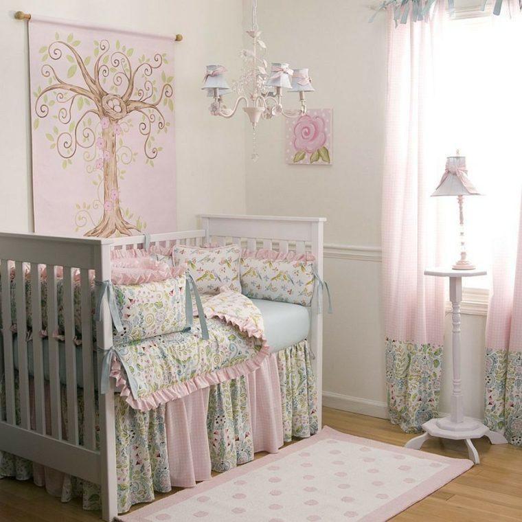 3498e481ea6da Idée thème chambre bébé fille - Idées de tricot gratuit