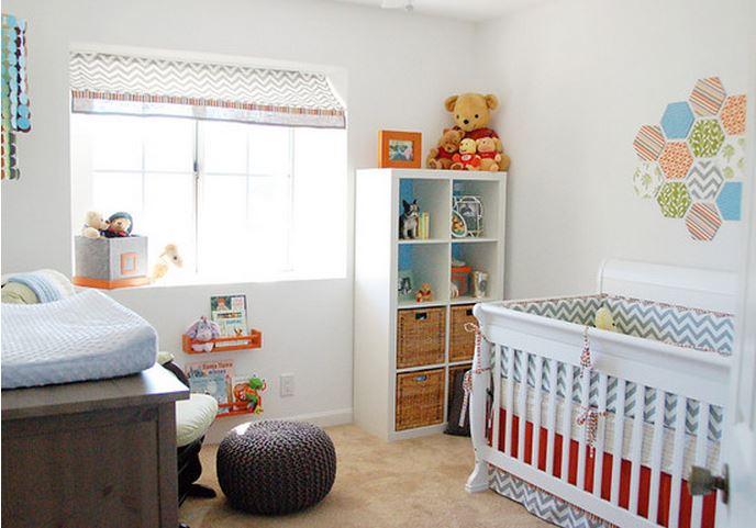 Idee chambre bebe petit espace - Idées de tricot gratuit