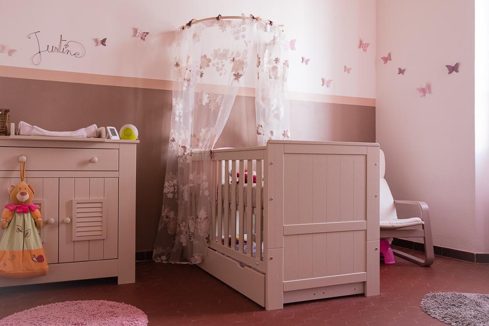 Deco chambre bebe marron et rose - Idées de tricot gratuit