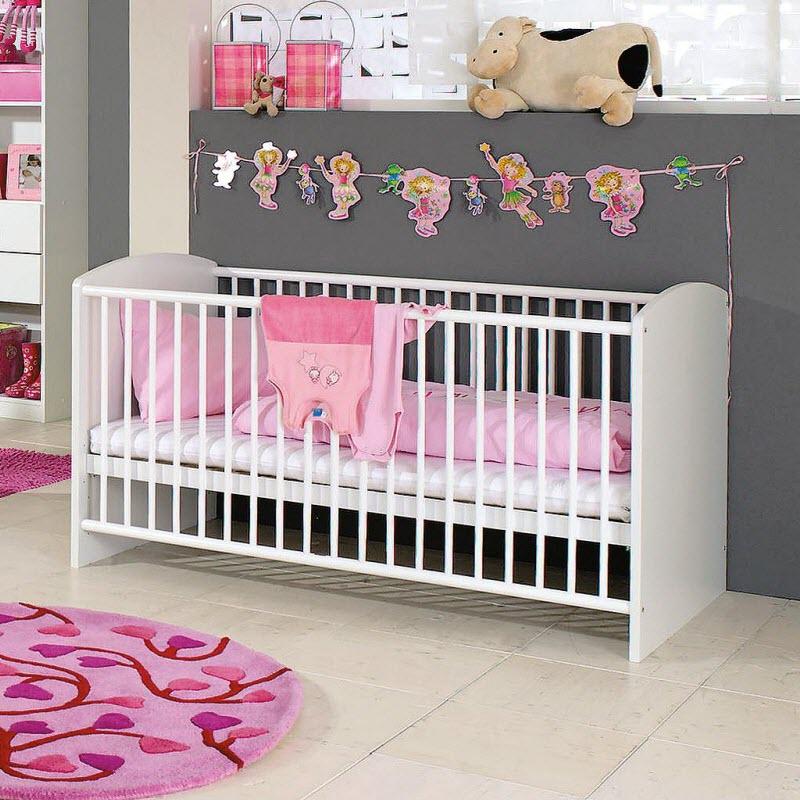 Deco chambre bebe fille rose gris - Idées de tricot gratuit