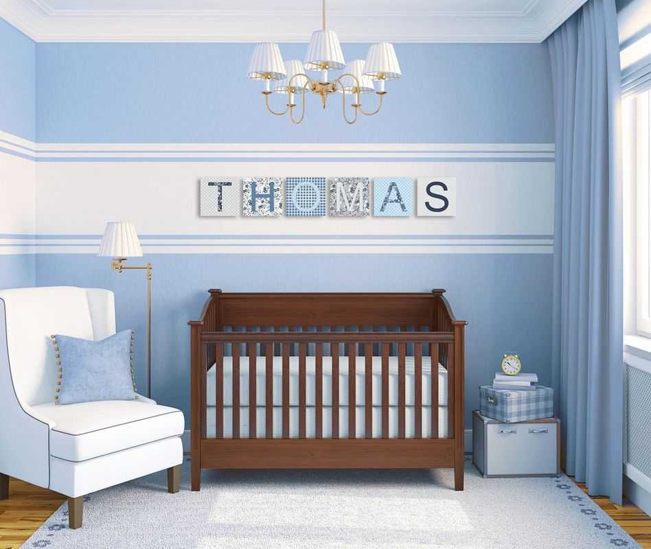 Chambre bebe bleu garcon - Idées de tricot gratuit