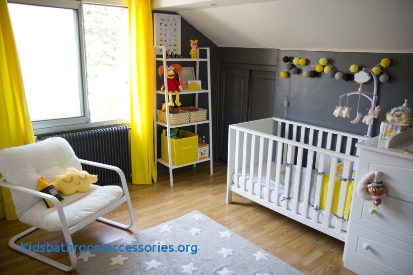 Decoration Chambre Bebe Jaune Et Gris