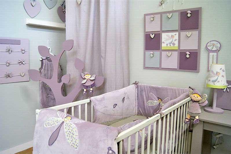 Deco chambre bebe fille cdiscount - Idées de tricot gratuit