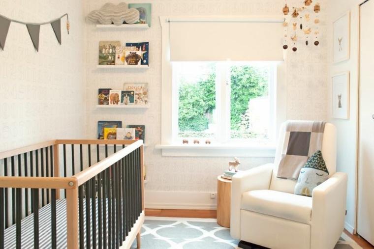 Lit bébé en bois design - Idées de tricot gratuit