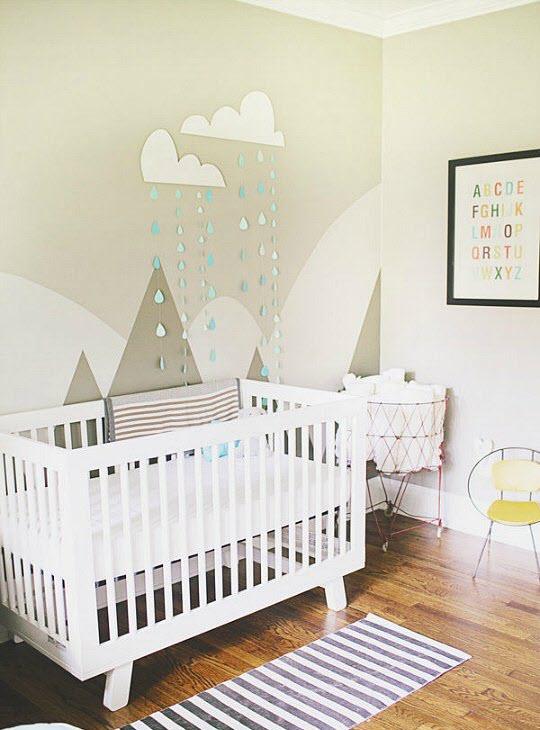 Décoration chambre bébé taupe - Idées de tricot gratuit
