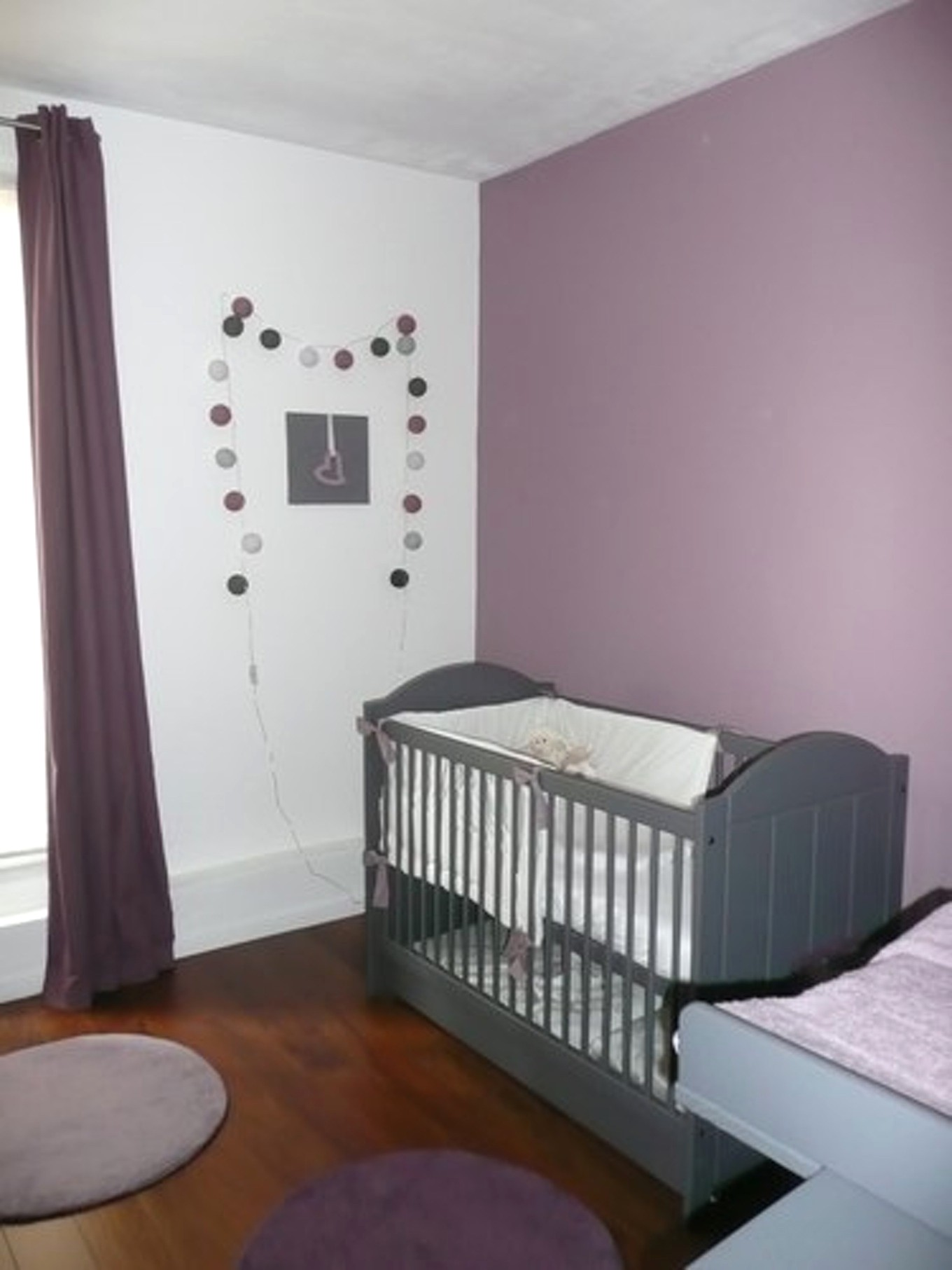Best Chambre Bebe Beige Et Mauve Photos - House Design ...