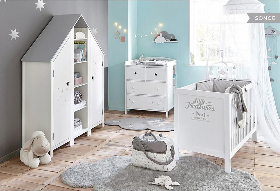 Chambre bébé décoration garçon - Idées de tricot gratuit