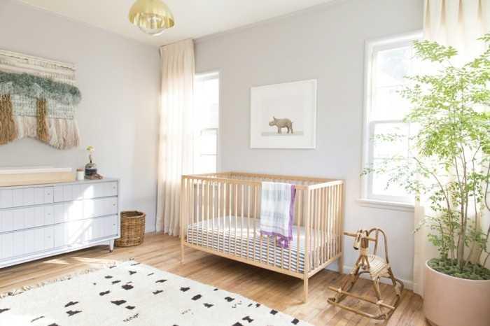 Idée déco chambre de bébé mixte - Idées de tricot gratuit