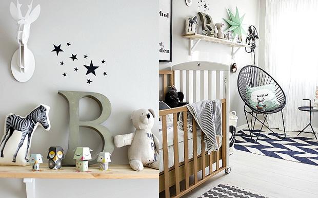 Idee deco chambre bebe scandinave - Idées de tricot gratuit