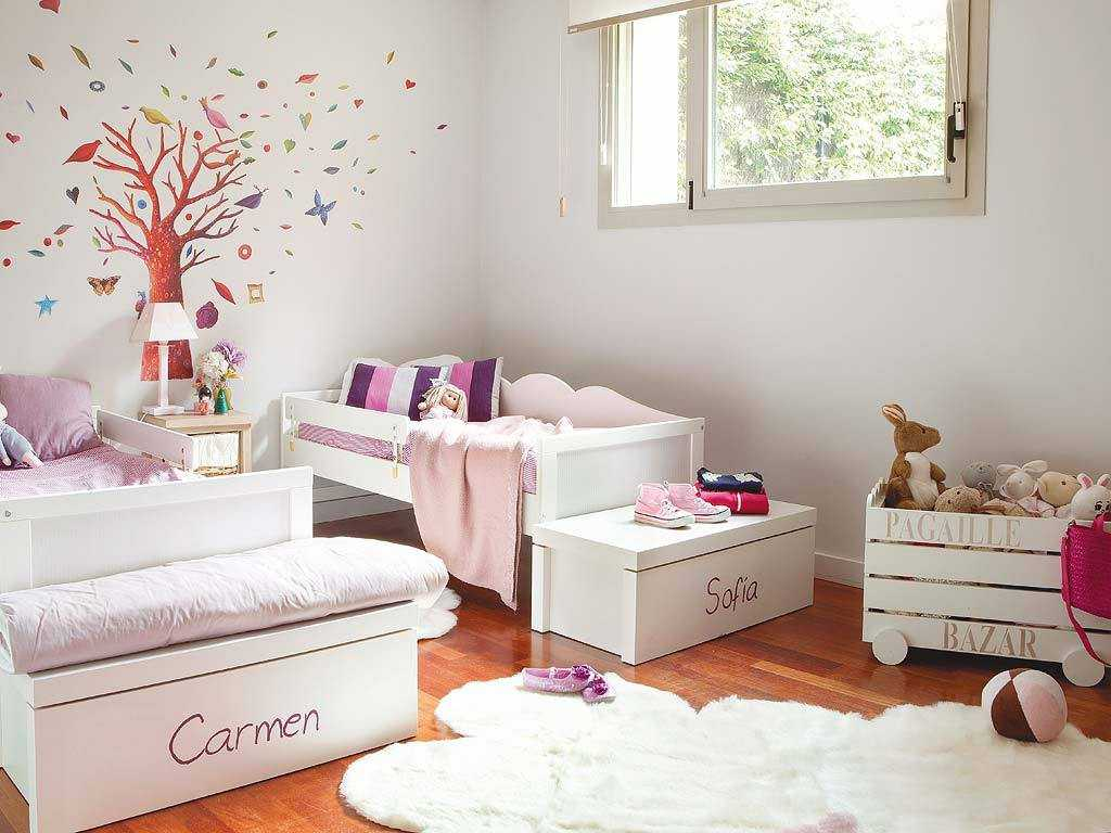 Deco Chambre Fille 2 Ans | deappelsupport