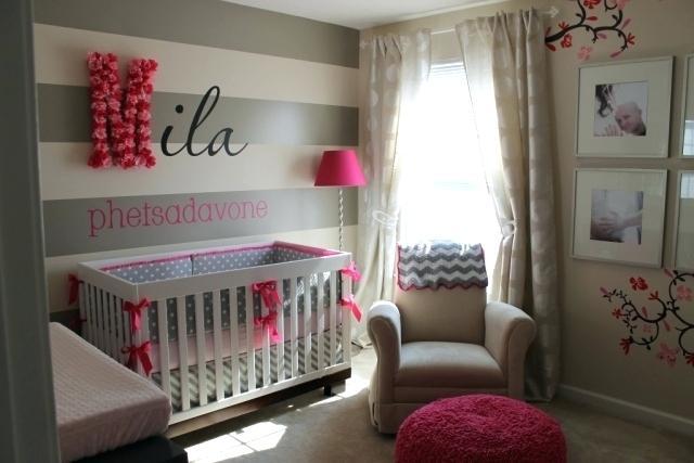 Idée déco originale chambre bébé - Idées de tricot gratuit